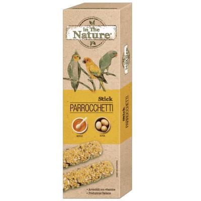 In The Nature Parrocchetti Sticks Miele e Uova