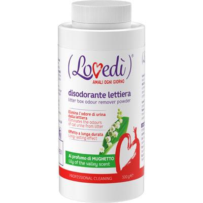 Lovedì Disodorante Lettiera Mughetto