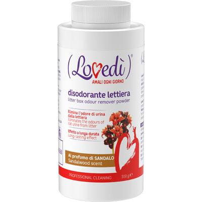 Lovedì Disodorante Lettiera Sandalo