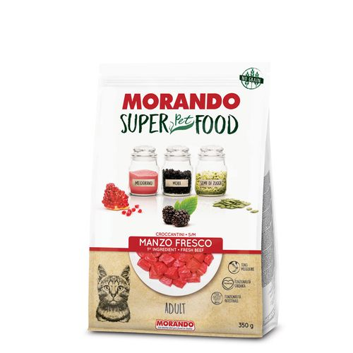 Morando Superfood Gatto Manzo