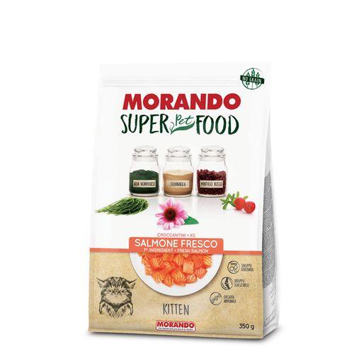 Morando Superfood Gatto Kitten Salmone