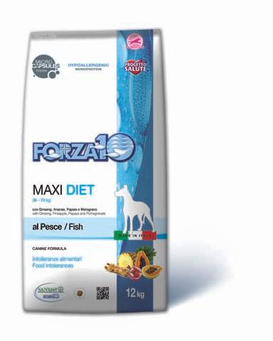 FORZA10 Diet Cane Maxi Pesce
