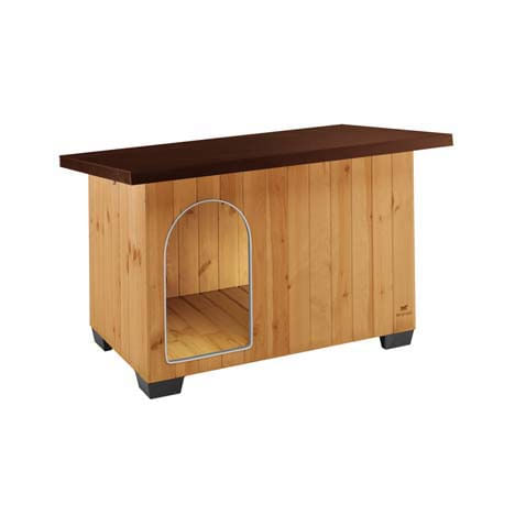 Pet Around You Canile Legno Habitat