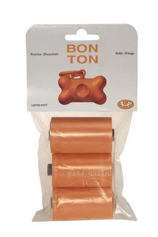 Sacchetti Igienici Arancioni per Bon Ton