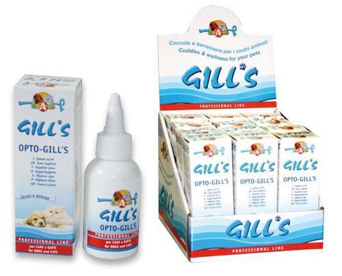 Gill's opto-gills