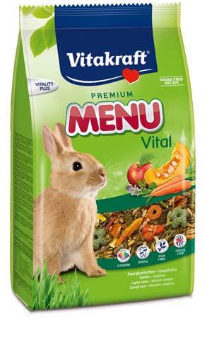 Vitakraft menu conigli