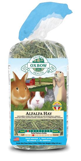 Oxbow Fieno Alfalfa Hay