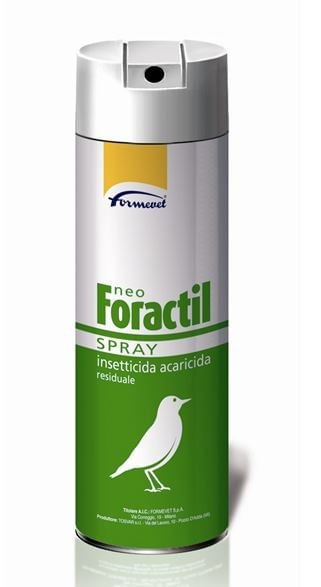 Neo Foractil Spray per Uccelli 300 ml