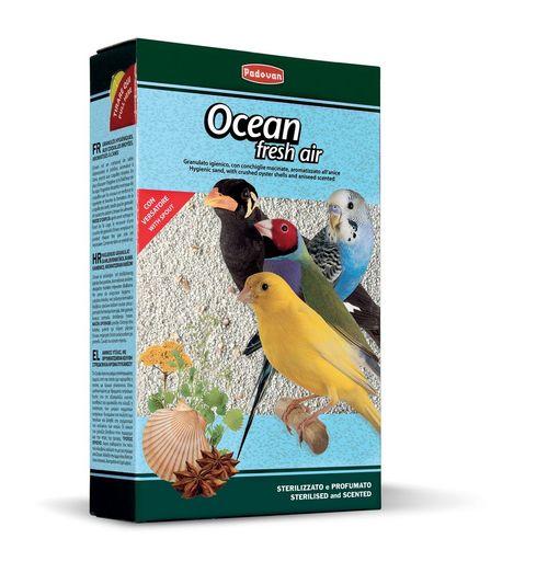 Lettiera per uccelli Valman Ocean Fresh Air 1kg