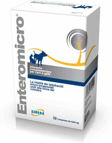 DRN Enteromicro Compresse