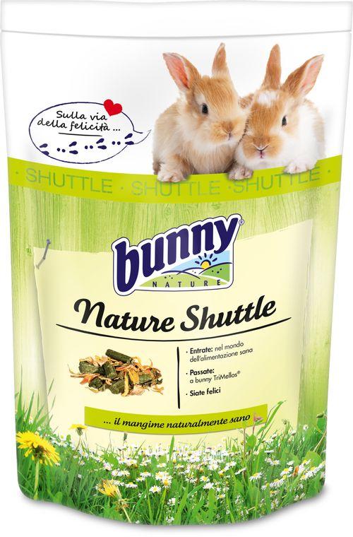 Bunny nature shuttle conigli nani
