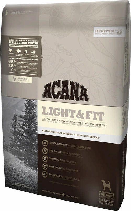 Acana Dog Light Fit