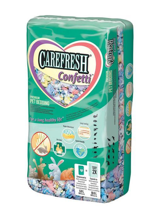 Lettiera Roditori Carefresh Confetti Multicolore