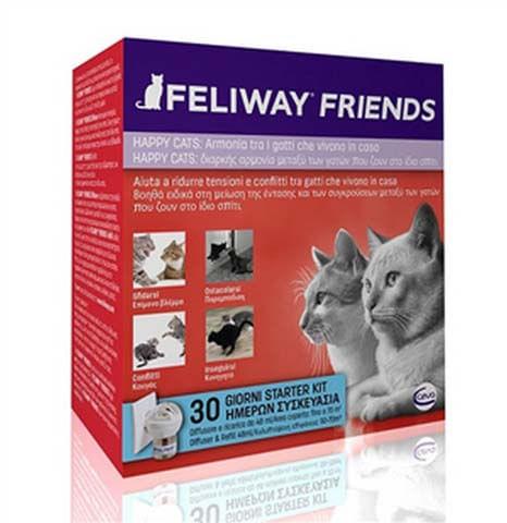 Feliway Friends Diffusore + Ricarica