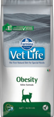 Farmina Vet Life Gatto Obesity