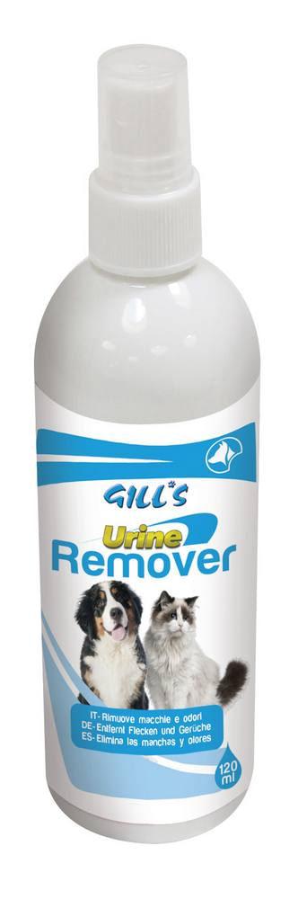 Gill's urine remover