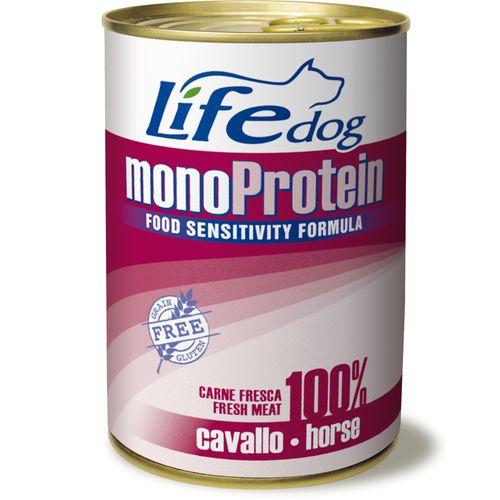 Life Cane Monoproteico Cavallo