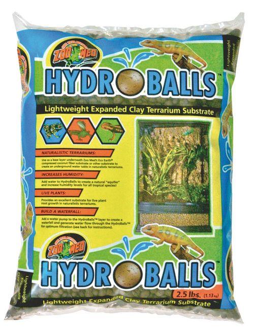Sfere Argilla per Terrari Hydroballs
