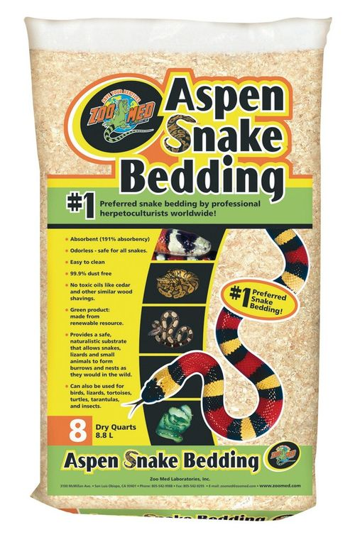 Croci Lettiera Serpenti Aspen Bedding