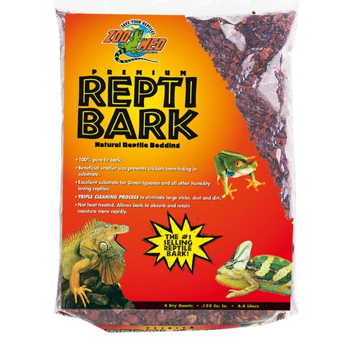 Ghiaia per Rettili Repti Bark