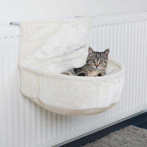 Trixie Gatto Amaca Radiatori Sacco Bianco