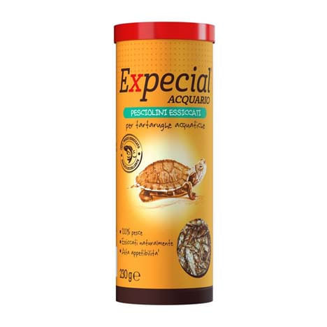 Expecial Tartarughe Pesciolini Essiccati