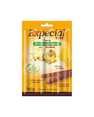 Expecial Sticks Snack Fegato