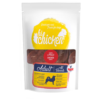 HI Chicken Snack Chips pollo