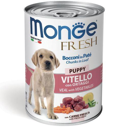 Monge Fresh Puppy Vitello e Ortaggi
