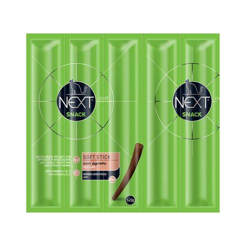 Next Gatto Snack Soft Sticks Agnello