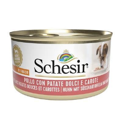 Schesir Cane Pollo Patate Carote