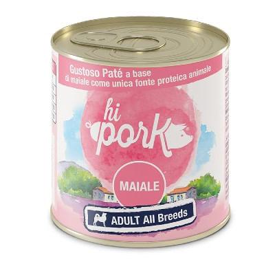Hi Pork Dog Patè Maiale