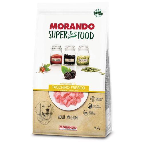 Morando Superfood Adult Medium Tacchino