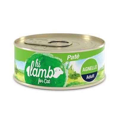 Hi Lamb Gatto Adult Patè Agnello