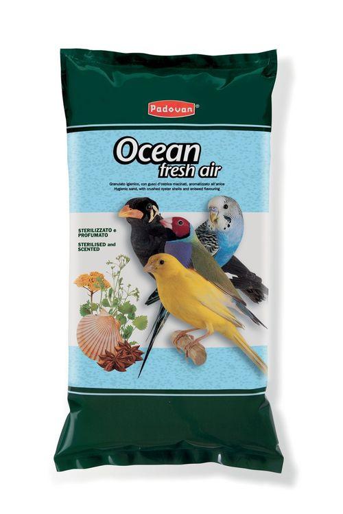 Lettiera per uccelli Valman Ocean Fresh Air 5kg