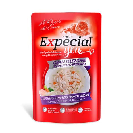 Expecial You Filetti Filetti Di Pollo e Pesce