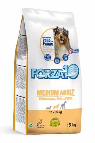 Forza10 Medium Adult Maintenance Pollo e Patate