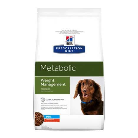 Hill's Prescription Diet Metabolic Weight Management Cane Mini