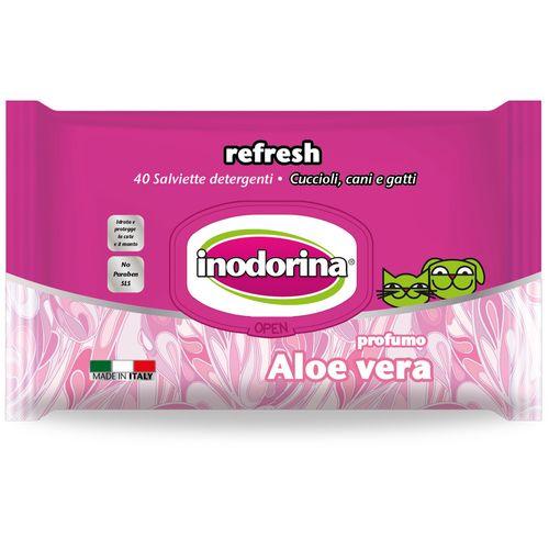Salviette Refresh Inodorina