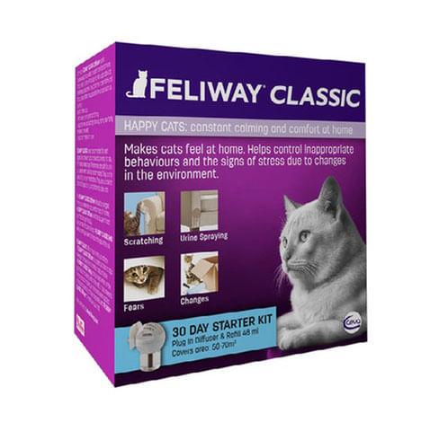 Feliway Classic Diffusore + Ricarica 48Ml