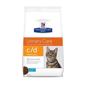 Hill's Prescription Diet C/D Urinary Care al Pesce per Gatto