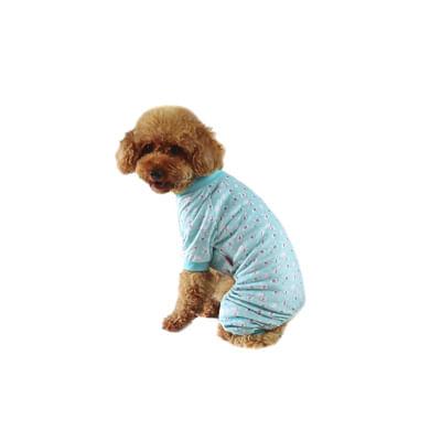 United Pets Pigiama Dreaming Dog Azzurro Con Nuvole