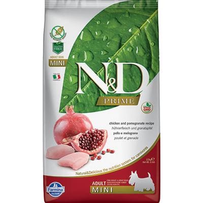 N&D Prime Adult Mini Pollo e Melograno