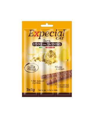 Expecial Sticks Snack Tacchino