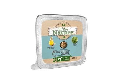 In The Nature Dog Adult Vaschetta Salmone
