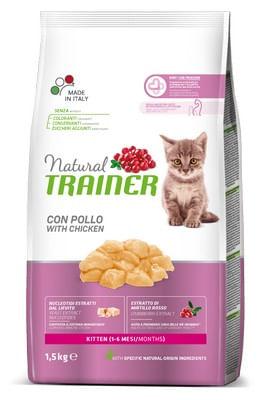 Natural Trainer Kitten Pollo