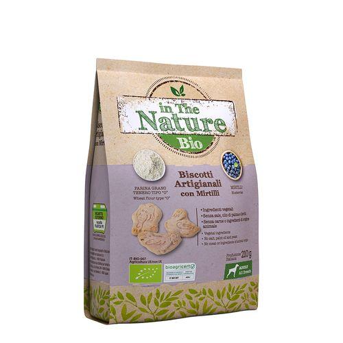 In The Nature Bio Biscotti ai Mirtilli