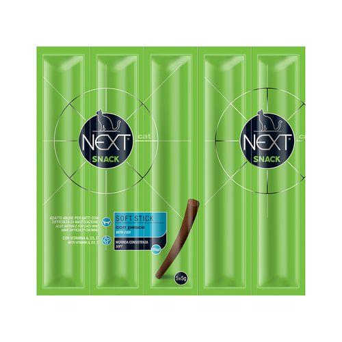 Next Gatto Snack Soft Sticks Pesce