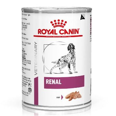 Royal Canin V-Diet Renal Cane Umido