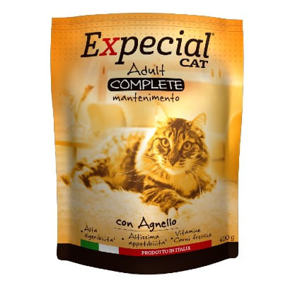Expecial Cat Complete Agnello